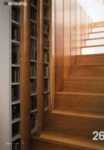 stairway cabinet